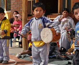 Volunteer at a Day Care for Kids in Bolivia