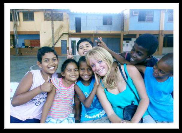 Volunteering in the still undiscovered Venezuela