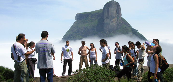 Volunteering in Rio de Janeiro living the local life