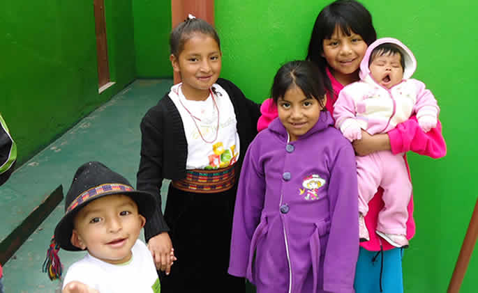 Volunteer Project in Quito