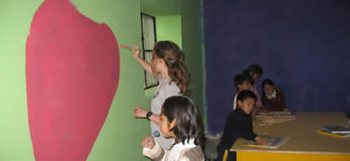 EDUCATION PROJECT ABA-SE08 IN ARGENTINA