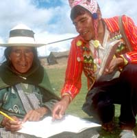 Education in Bolivia