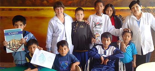 HEALTH PROJECT EQ-SE21 IN ECUADOR
