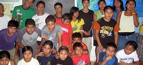 SOCIAL PROJECT GG-SE4 IN GUATEMALA