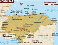 Geography of Honduras