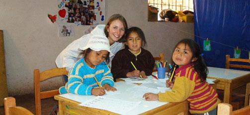 EDUCATION PROJECT PC-SE2 IN PERU