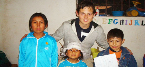 SOCIAL PROJECT PC-SE66 IN PERU