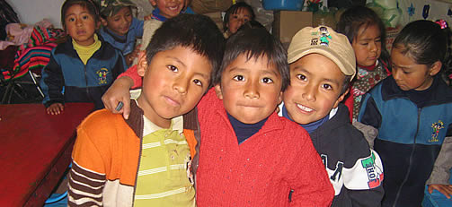 EDUCATION PROJECT PC-SE92 IN PERU