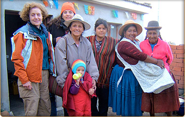 Bolivia Cultural Volunteer Projects