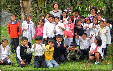 Bolivia Education Volunteer Projects
