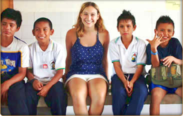 Colombia Education Volunteer Projects