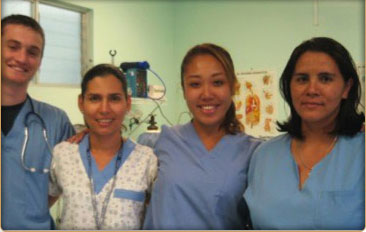Costa Rica Health Volunteer Projects