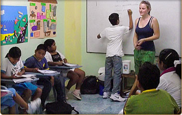 Ecuador Education Volunteer Projects