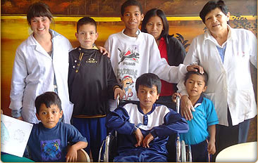 Ecuador Health Volunteer Projects