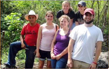 Honduras Ecological Volunteer Projects