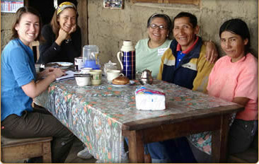 Peru Ecological Volunteer Projects