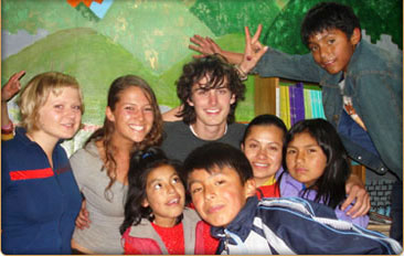 Peru Education Volunteer Projects
