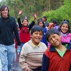 Volunteer Work in Latin and South America